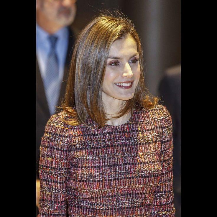 La Reine Letizia D'Espagne Lors D'une Réunion De La Fondation D'aide Contre La Toxicomanie 10