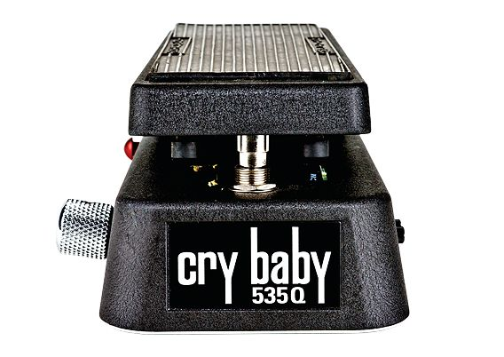 Dunlop Manufacturing :: Electronics :: :: 535Q Cry Baby® Multi-Wah