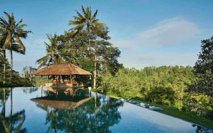 Best Hotels in Ubud for your Honeymoon