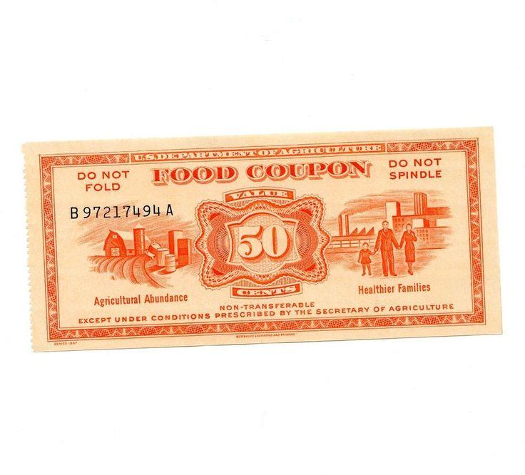 Food Stamp Pin