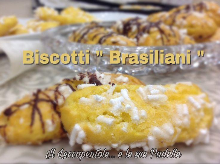 "BISCOTTI ""BRASILIANI"""