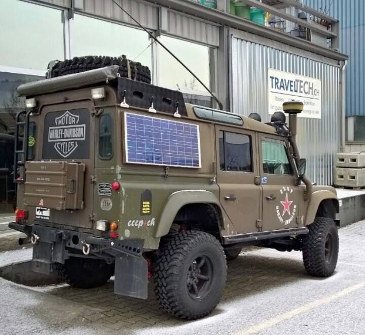 489 Best Images About Land Rover Camper On Pinterest