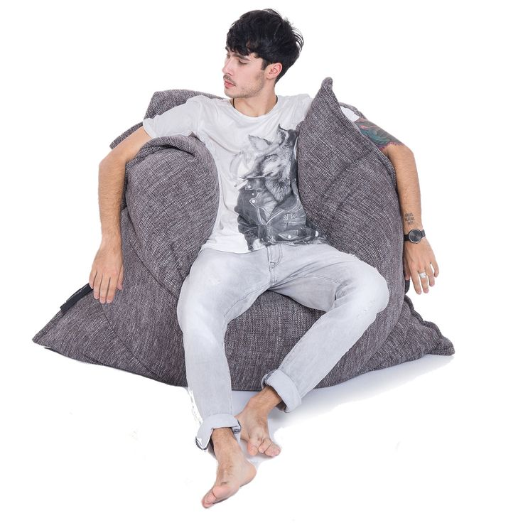 Indoor Bean Bags | Zen Lounger - NYC Apartment | Bean Bag Australia