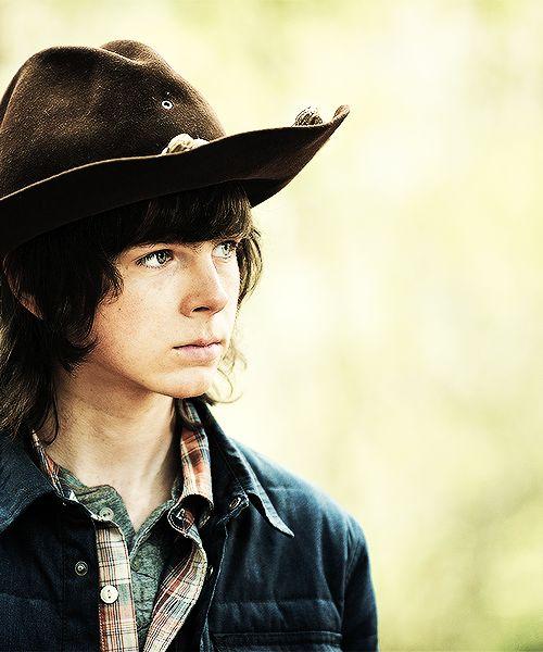 The Walking Dead, Our little boy is  growing up.