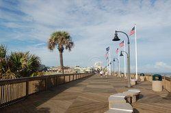 Myrtle Beach Boardwalk & Promenade