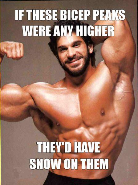 how to get big bodybuilding