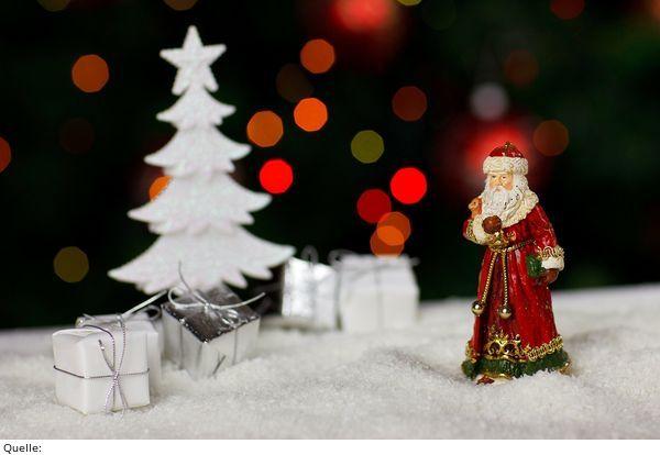 Suche nach dem Nikolaus - Sketch für 2 Kinder
