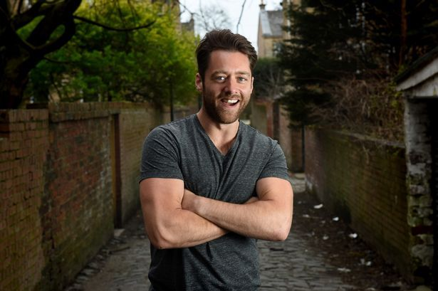 Richard Rankin has been cast as Roger Wakefield in Outlander - 5 reasons to be excited. Holy Dickens would you look at those arms? Phew! We breed them right in Scotland!