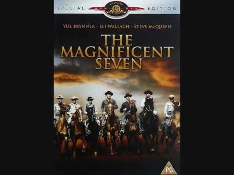 The Magnificent Seven Theme (Elmer Bernstein)