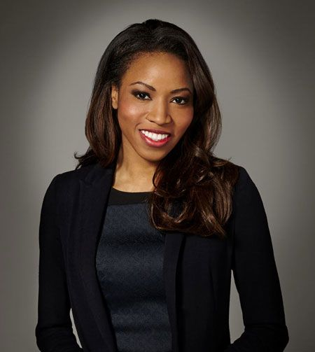 CNN Reporter Zain Asher Engaged with longtime Boyfriend. Any Wedding plans?