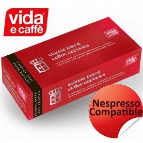 vida e caffe Regular Estrela (Nespresso Compatible Capsules )