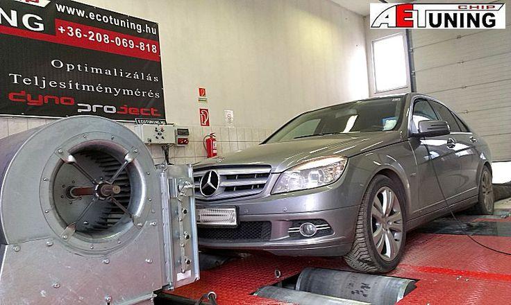 Mercedes C200 CDI 136LE Optimalizálás   Gyári adatok: 136LE/360NM Fékpadon mért adatok: 164LE/374NM Nem kell meglepődni a gyárilag mért értékeken. A motor a 163LE testvér, szoftveresen lefojtott változata, a teljesítményben gyakran csak papíron kevesebb.  AET CHIP OPTimalizált: 200LE/454NM  http://ecotuning.hu/mercedes-c200-cdi-136le-optimalizalas/ #aetchip #aet #aetchiptuning #chiptuningtat #dyno #dynoproject #performance #autochip #tuning #optimalizalas #mercedes #cdi #c200