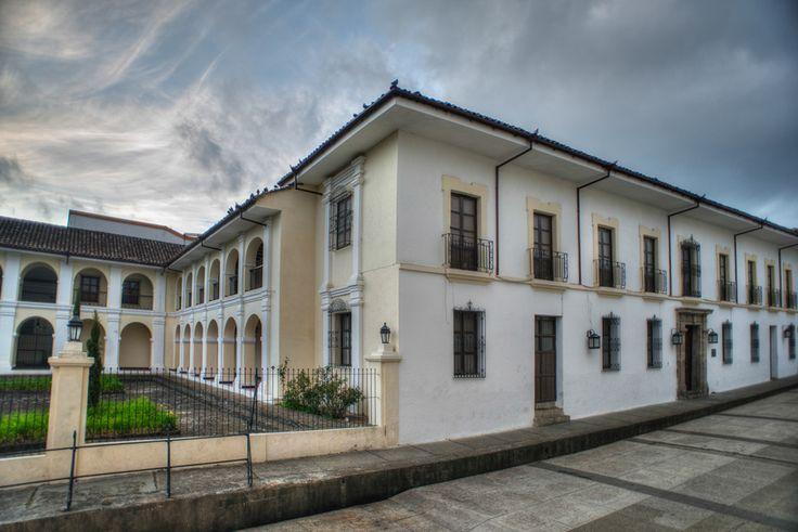 Museo Nacional Guillermo Valencia, Popayan
