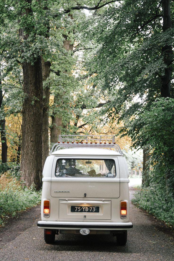 VWbusje Sandy van DeVolkswagenbus.nl. Foto door Kelly Nederlof