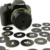 The SLR Bokeh Kit  A filter that will turn your night shots into truly unique light-