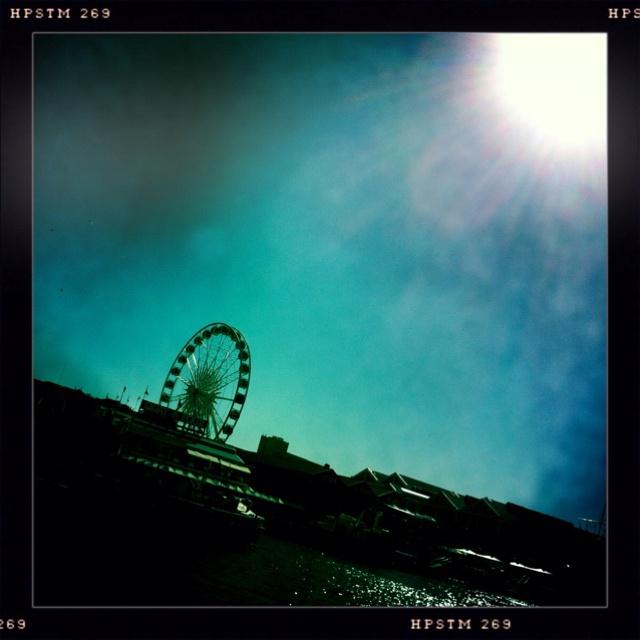 V&A Cape Town: Ferris Wheel