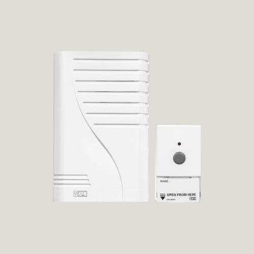 D641 BLR HPM Long Range Wireless Door Chime 2
