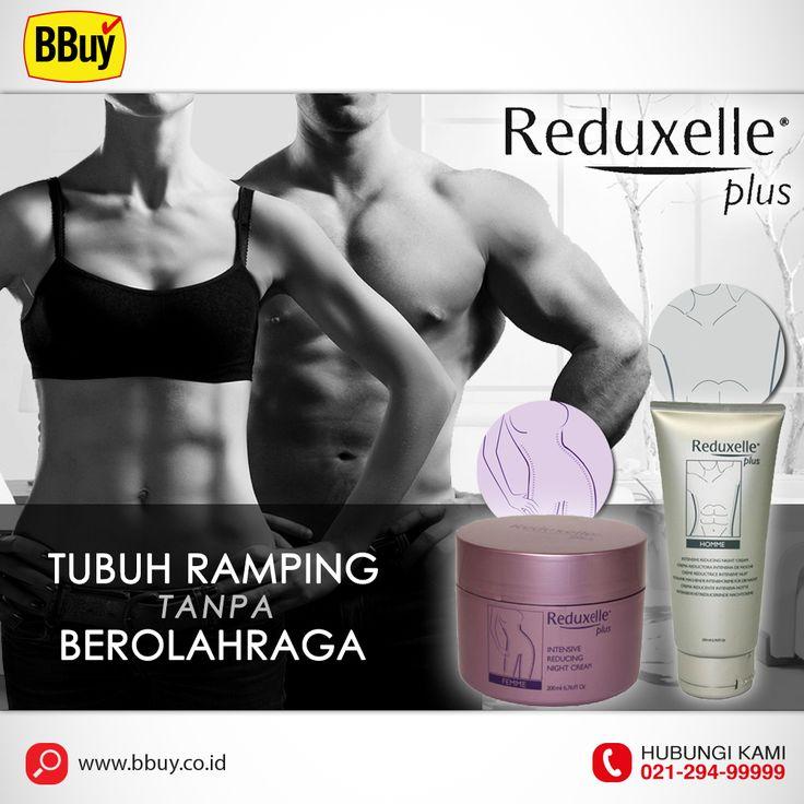 Reduxelle, Cream tubuh sehabis anda Olahraga untuk membentuk tubuh :)