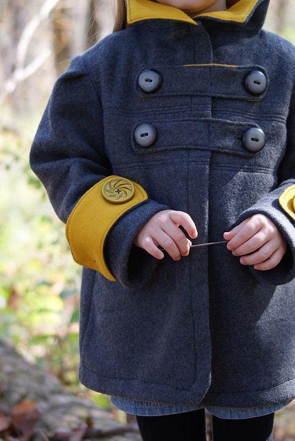 Abby Jacket by saganaga, via Flickr
