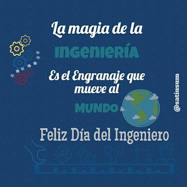 Feliz día del Ingeniero! #Venezuela #Ingenieros