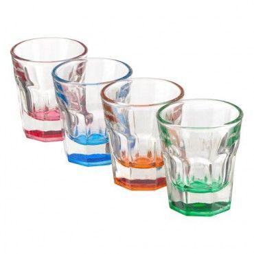 Christmas Shot Glasses 4 Pack