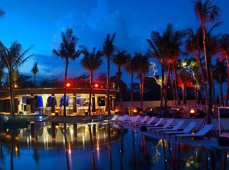 Woo Bar at W Hotels @ Seminyak, Bali, Indonesia