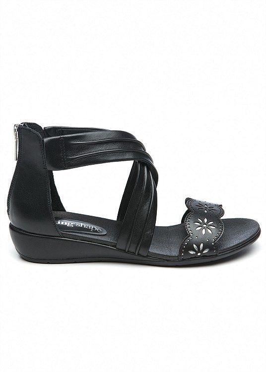 Women's Shoes - Wide Fitting & Large Sizes Online - GABRIELLA SANDAL