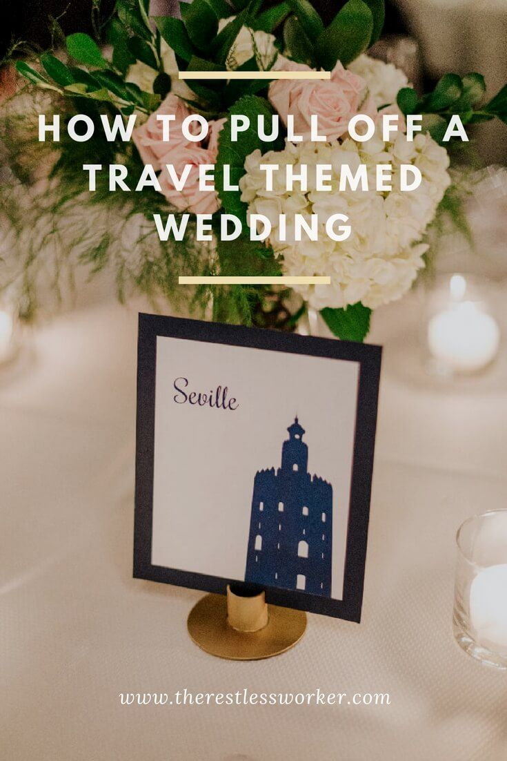 how to pull off a travel themed wedding (1) (1)