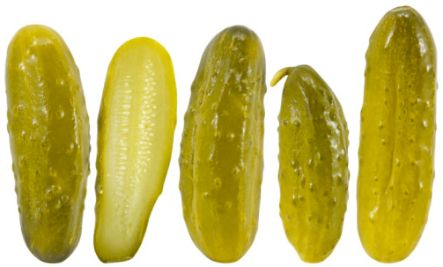 more pickles