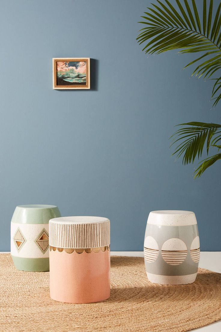 Cathy Terepocki Ceramic Stool Ceramic Stool Unique