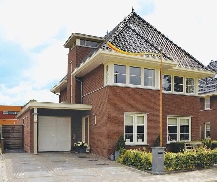 Brummelhuis, 'Fraaie elementen en een krachtige detaillering' - Eigenhuisbouwen.nl