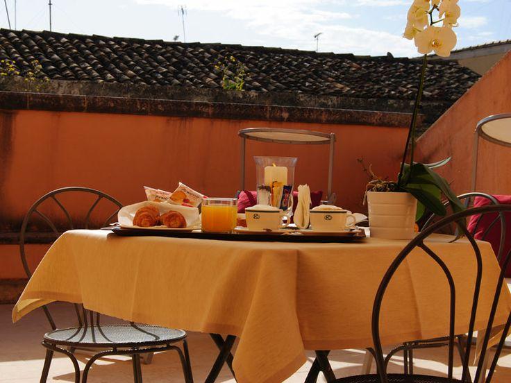 Hotel Roma in Syracuse, Sicily
