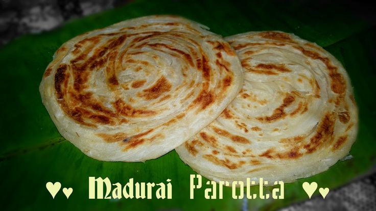 Madurai Parotta