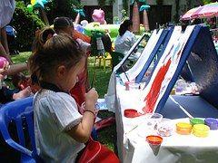 Οι οπτικές τέχνες συνδυάζονται με τη μάθηση στο νηπιαγωγείο.