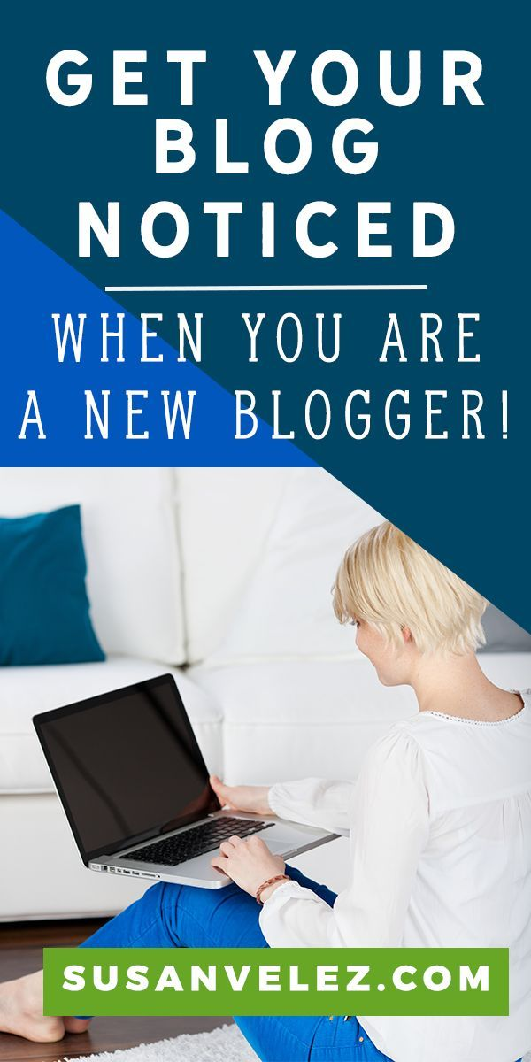 How to Get Your Blog Noticed When No One Knows You – Work from Home