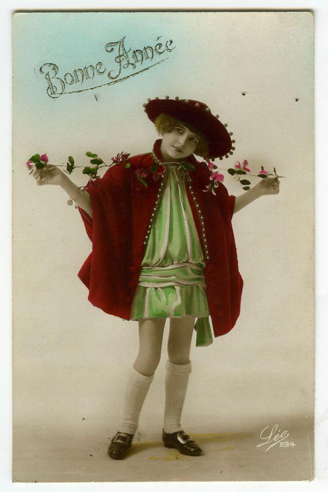 1920s французский деко красивая маленькая девочка Модный ребенок гламур фото открытка | eBay