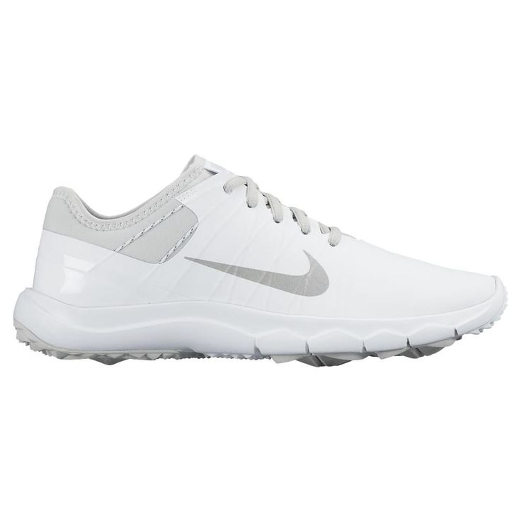 Nike FI Impact 2 Womens Golf Shoes - Great performance paired with classic styling from Nike Golf, available now from Foremost - https://www.foremostgolf.com/nike-fi-impact-2-womens-golf-shoes
