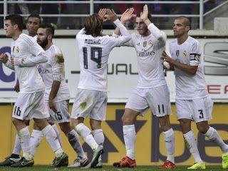 Welcome to Ochiasbullet's Blog: Cristiano Ronaldo, Garth Bale Score in Real Madrid...