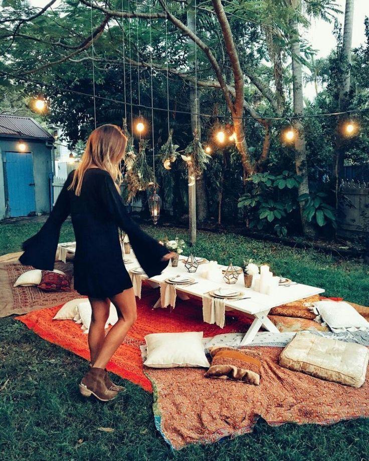 20 fantastische Sommerfestdekorationen, zum der St…