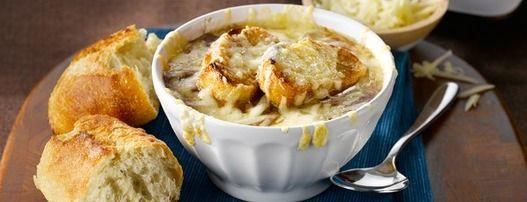 Poulet au Chili Doux et Gingembre - Soupe à L'oignon - L'authentique Pouding Chômeur