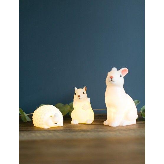 Woodland Animal Nightlight
