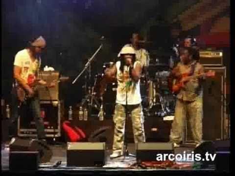 Alpha Blondy LIVE @ Rototom Sunsplash 2010 (Spain)