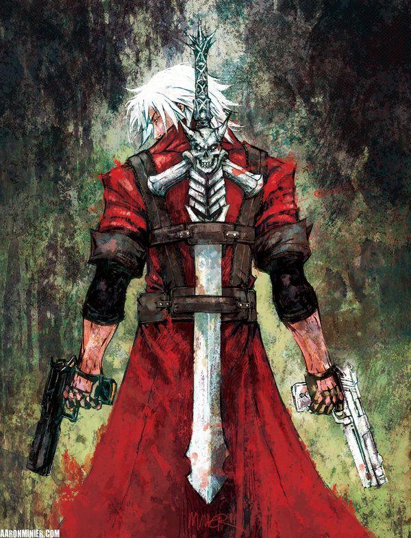 Devil May Cry - Dante Sparda