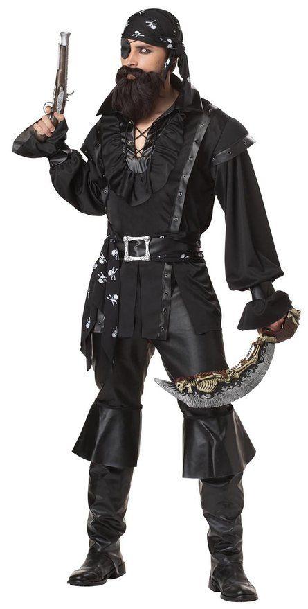 Un #pirata siempre es una gran opción de #disfraz en #halloween