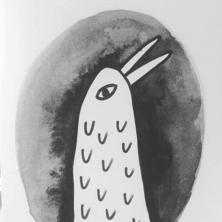 Bird no. 3377 Portraits for #chromacon17