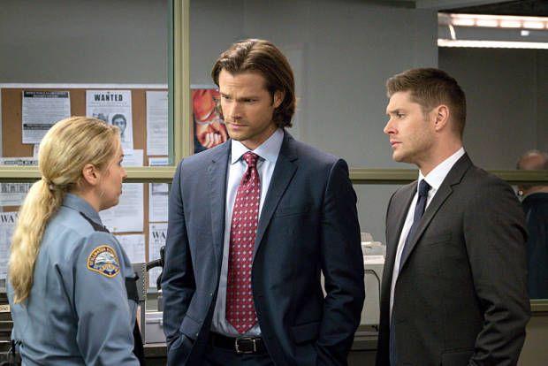 #Supernatural: irmãos Winchester ajudam xerife Donna em novo caso