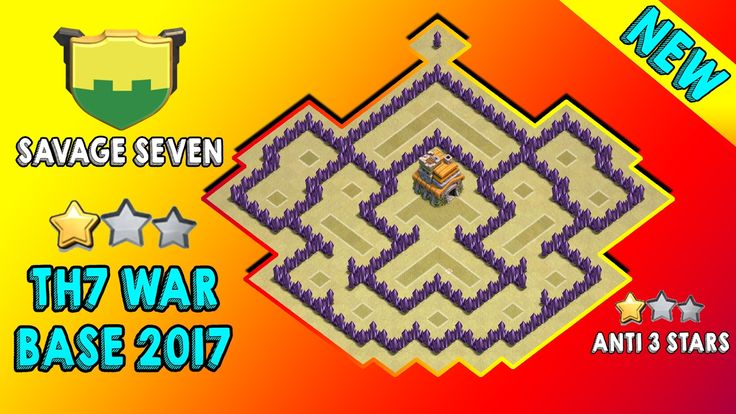 TH7 War Base 2017 With New Update. Town Hall 7 (TH7) New War Base Anti 3 Stars. Clash Of Clans New TH8 War Base 2017. Savage Seven TH7 War Base With New Update 2017.  https://www.youtube.com/watch?v=blr9a3PU0xc    How To Help My Channel?   Subscribe This Channel: https://www.youtube.com/channel/UCIl3Iho_kXesGZGqG_ITztA?sub_confirmatoin=1  Like This Video  Share This Video On Social Media  Add This Video in Watch Later List  Turn On Send me All Notifications For This Channel   Whats On This…