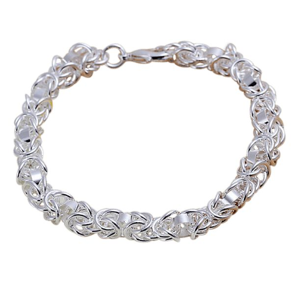 925 Sterling Silver Fashion Jewelry Bracelet / Lainie Day