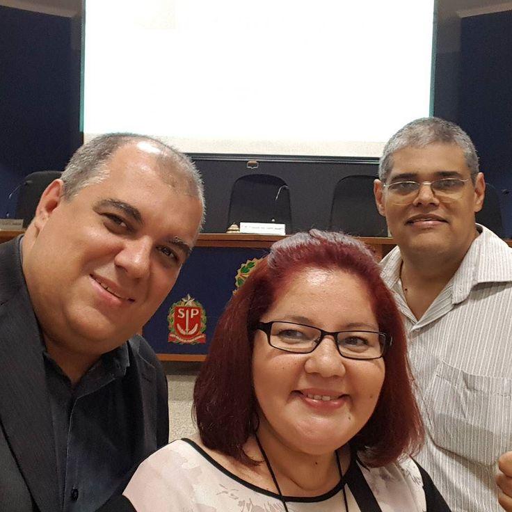 Tudo pronto para palestra de Inteligência Emocional na Câmara Municipal de Campo Limpo Paulista. @academiacorporativa @maluauad @crenatodias