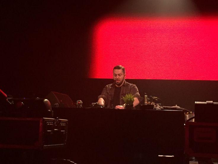 Fritz Kalkbrenner - Live in der Arena Berlin - https://www.musikblog.de/2017/01/fritz-kalkbrenner-live-in-der-arena-berlin/ #FritzKalkbrenner